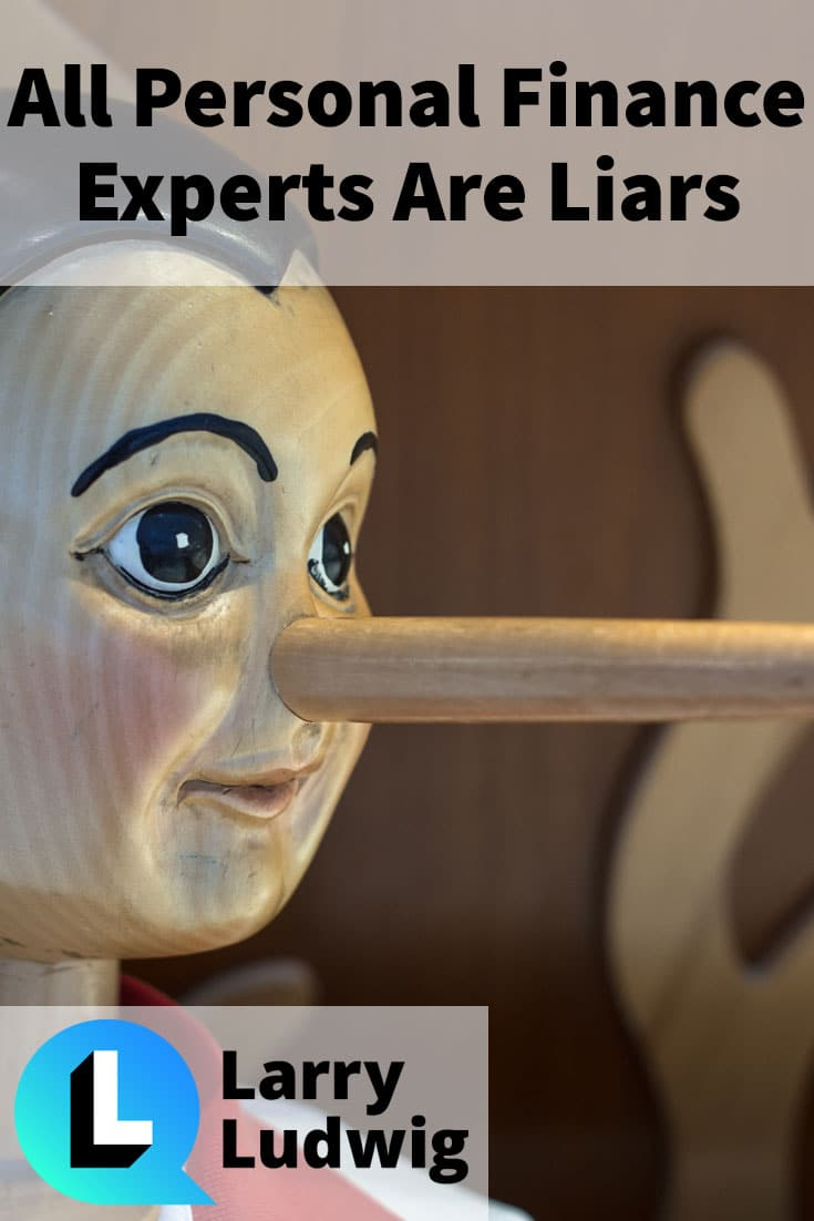 All Personal Finance Experts Are Liars